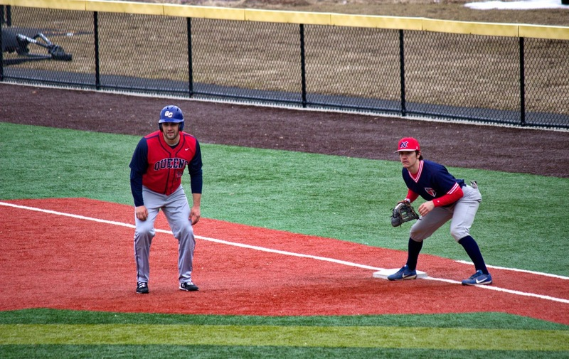 Baseball Hosted Queens in Weekend Home Series