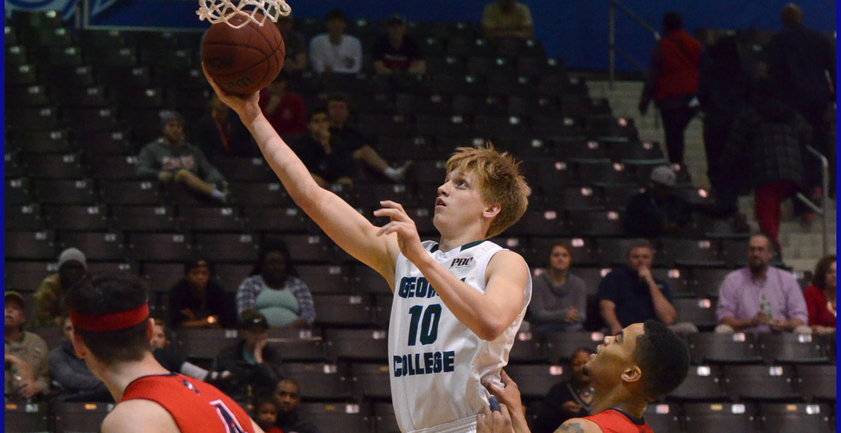 Georgia College's Thomas Selected to PBC All-Academic Men's Basketball Team