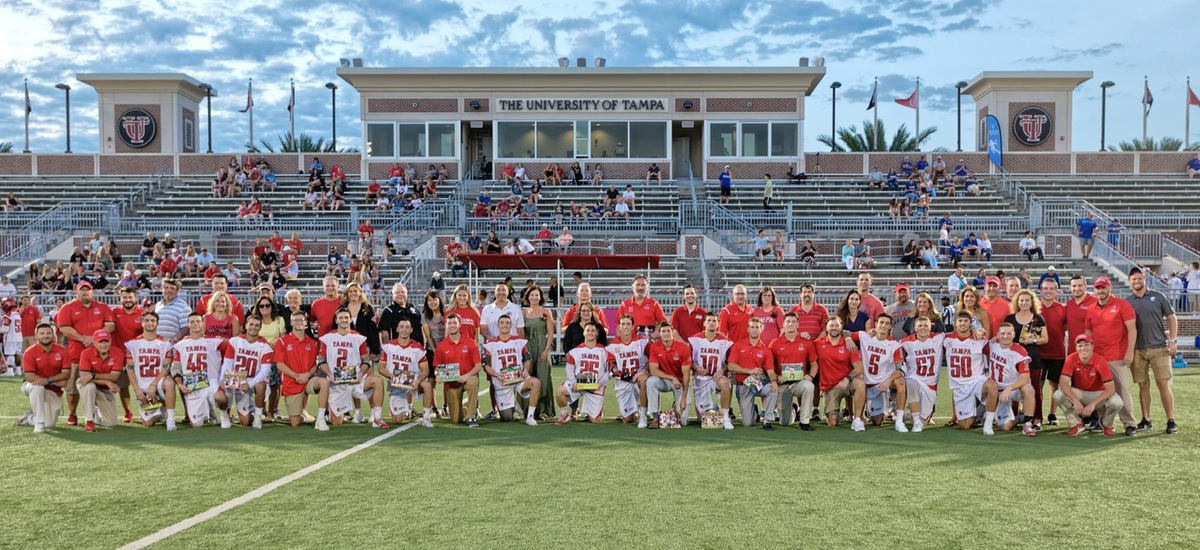 Men's Lacrosse Loses First Conference Game on Senior Night