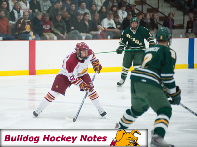 Weekly Notes Games 26-27: Ferris State at Northern Michigan