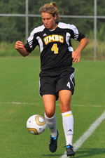 Rachel McKee ranks among league leaders in goals and points.