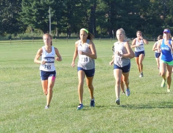 Kuykendall, Teubner Finish Second at Illinois College Invitational