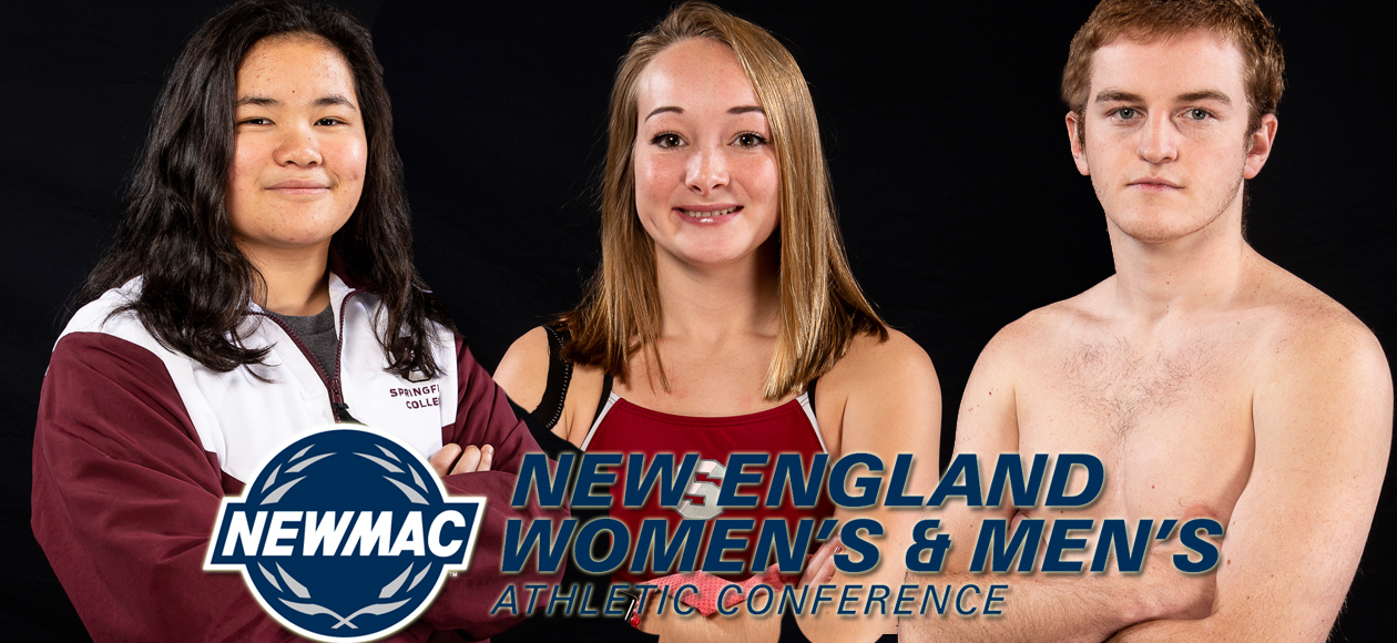 Moore, Pennington, and Skaza Collect NEWMAC Weekly Honors