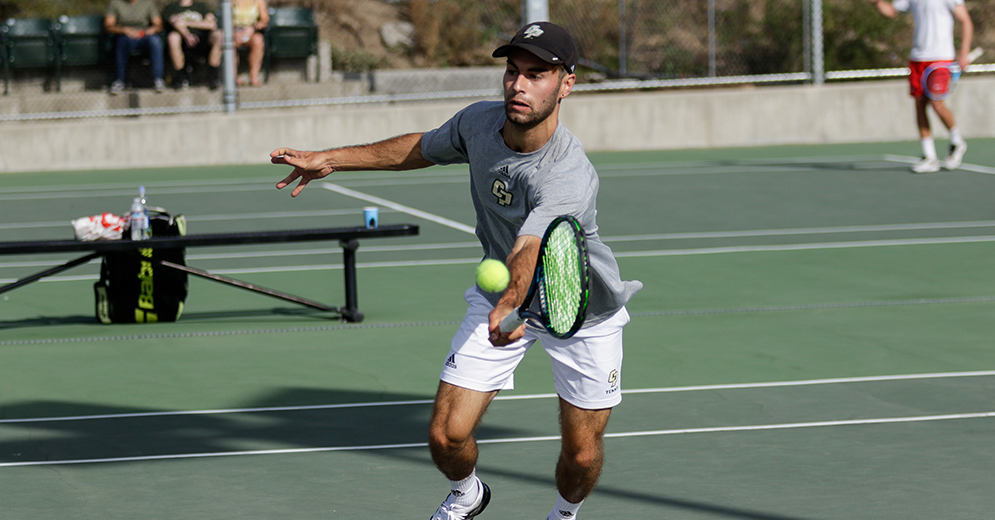 Mustangs Fall to Fresno State 4-3 in First Round of Arizona State Invitational