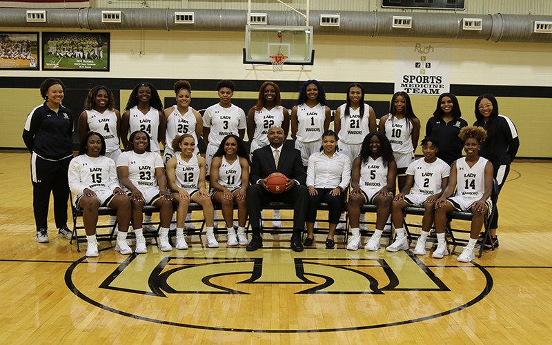 Lady Warrior Basketball Drops Contest at Pearl River