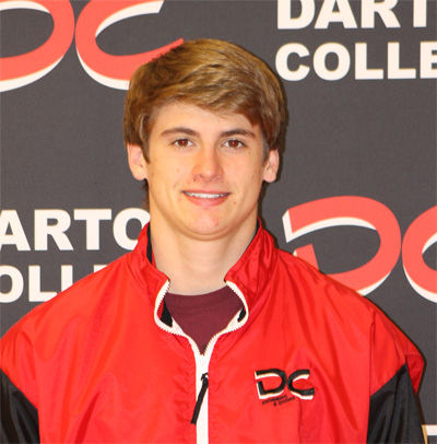 Darton's Crawford Berry named NJCAA Male Athlete of the Year