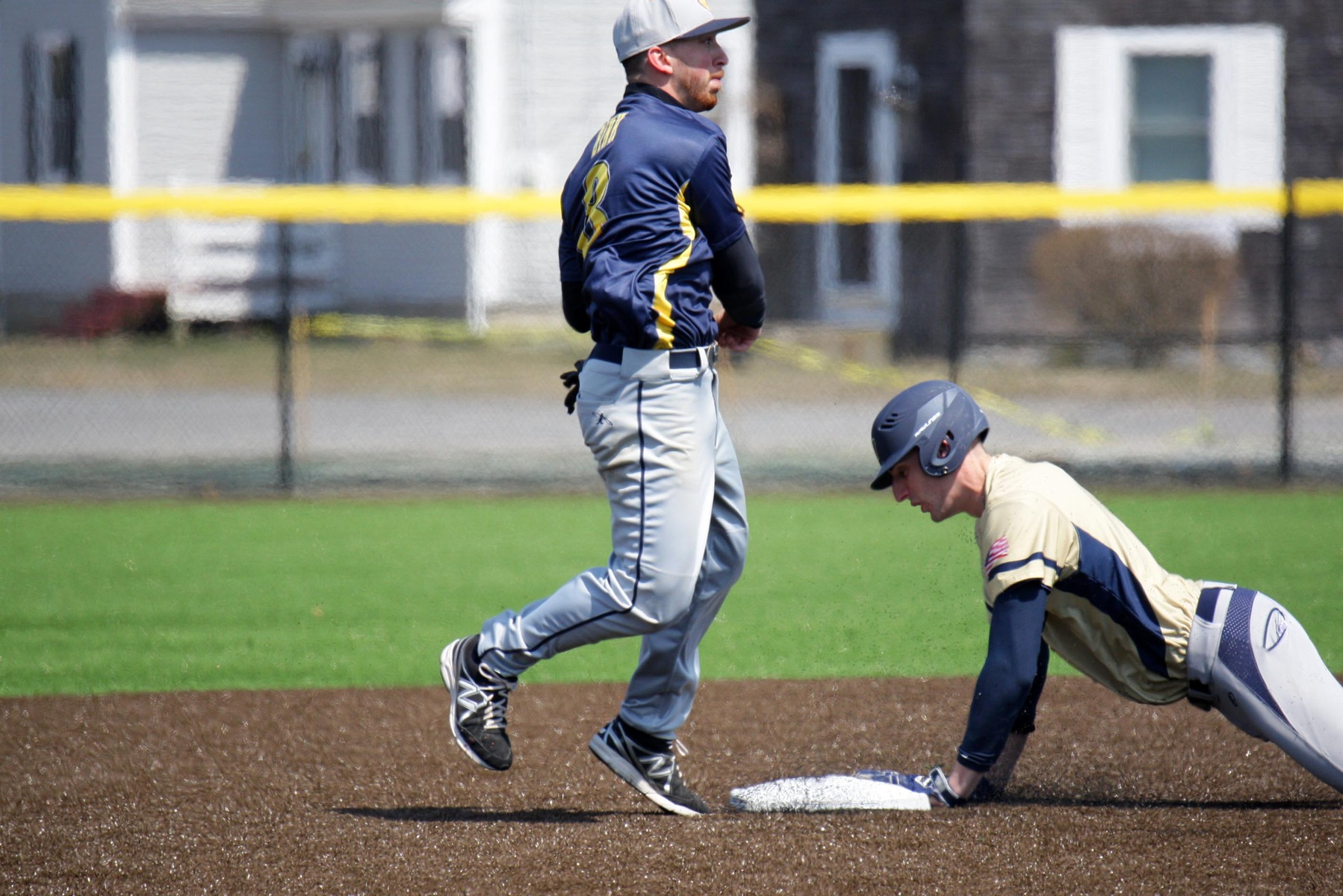 Bucs head home 0-3 After Second Loss to Dutchmen