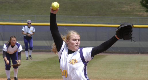 Holly Thomas named first team All-OVC