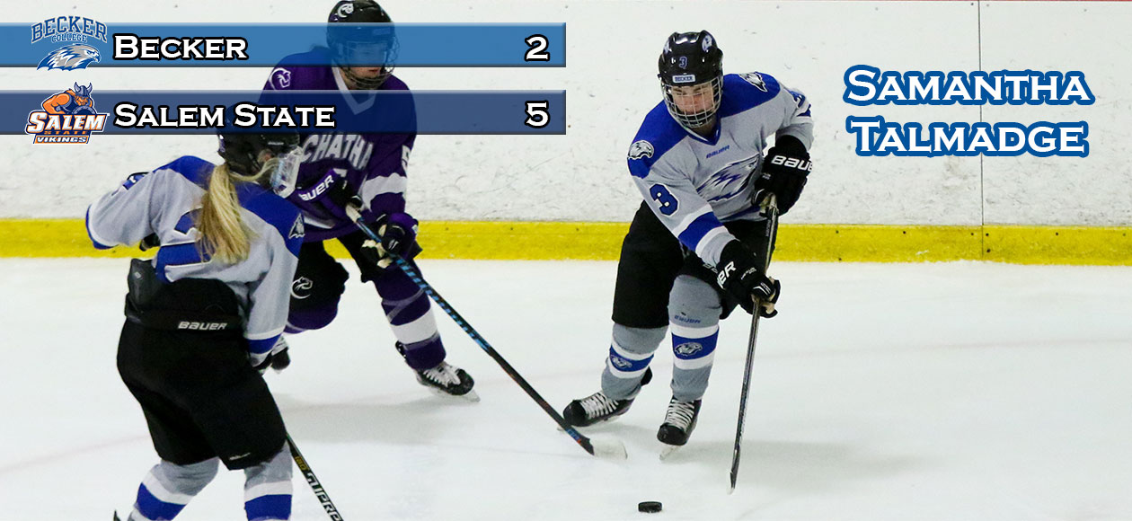 Vikings clip Women's Ice Hockey, 5-2