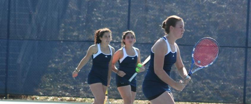 The Brandeis women finished in fifth place at the 2012 Nor'Easter Bowl