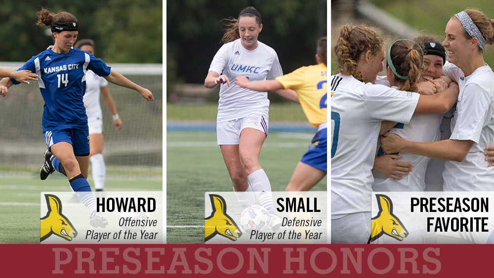 WAC Coaches Select Kansas City, Howard, Small as Preseason Favorites