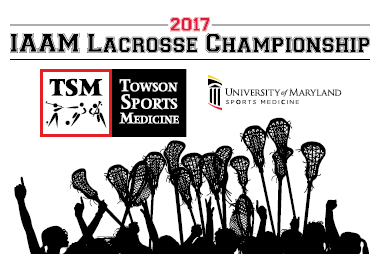 Towson Sports Medicine a welcome partner for lacrosse championships