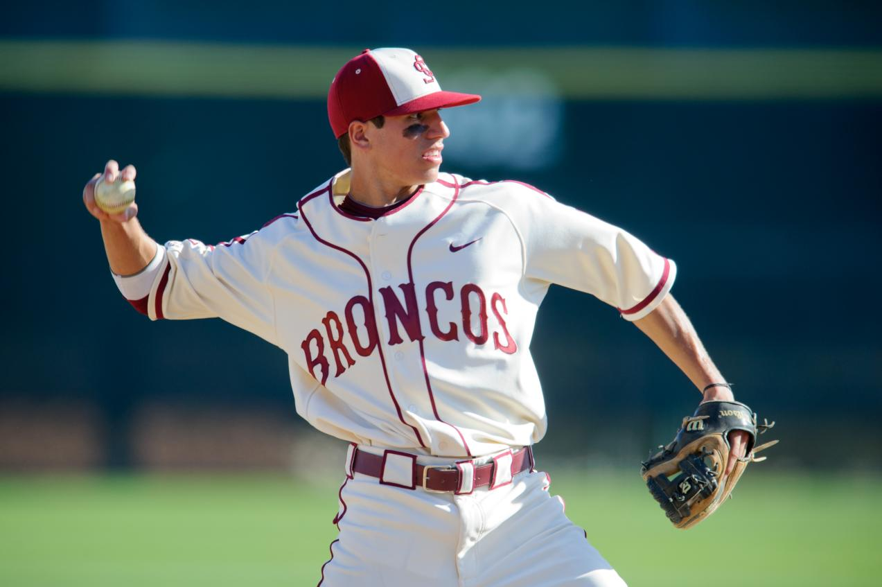 From Ohio to California: Matt Glomb Looks Forward to the Upcoming Baseball Season