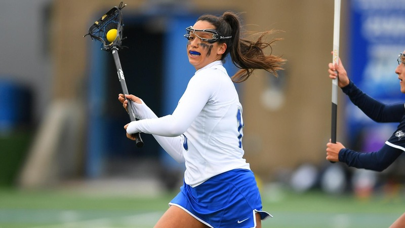 Women's Lacrosse Falls on the Road at Sacred Heart on Sunday