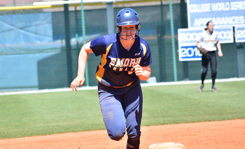 Emory Softball Takes Two From Brandeis