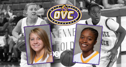 Henderson and Davis voted adidas® Ohio Valley Conference Players of the Week