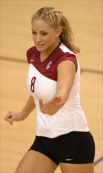 Fourth-ranked Women's Volleyball Heads To Texas