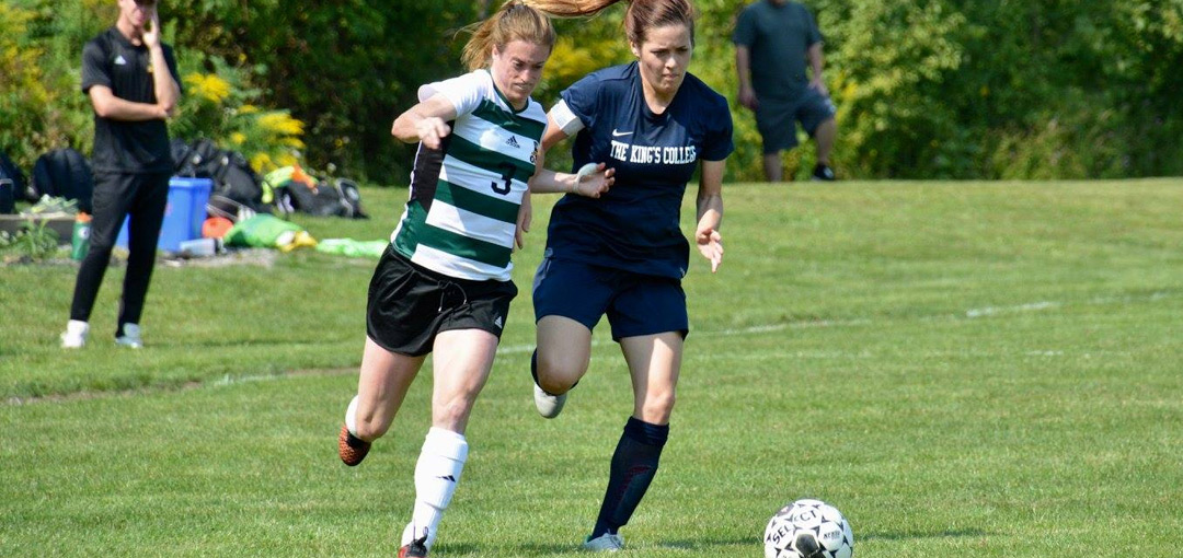 Women's Soccer: SUNY ESF 7, King's 0