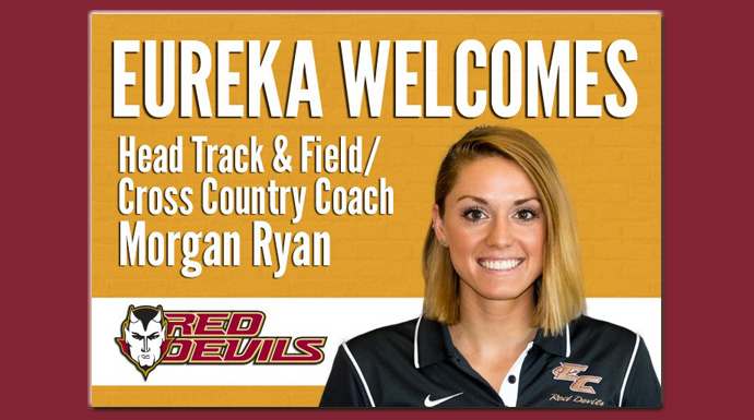 Red Devils Name Ryan Track & Field and Cross Country Head Coach