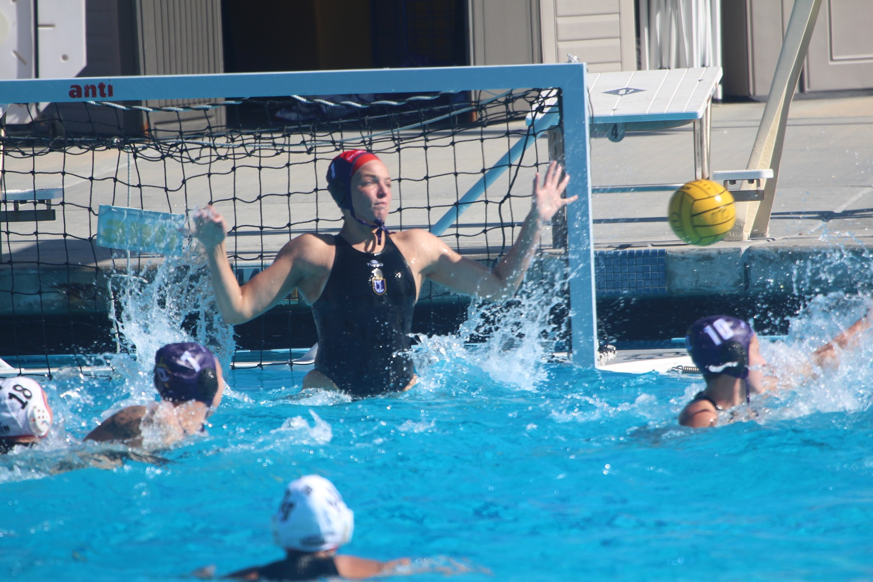 Seeman Scores Five Goals in Win Over Fresno Pacific; Sonoma State Escapes with Win