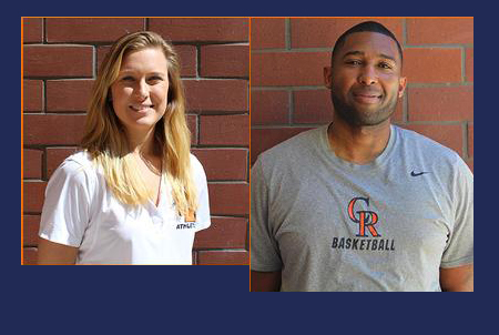 CRC adds two new coaches for the 2016-17 Season