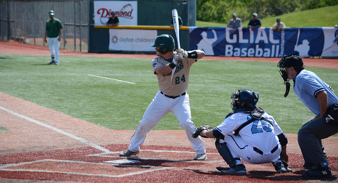 The Dragons fell short in their quest for a GLIAC Tournament title, falling 8-4 to Northwood.