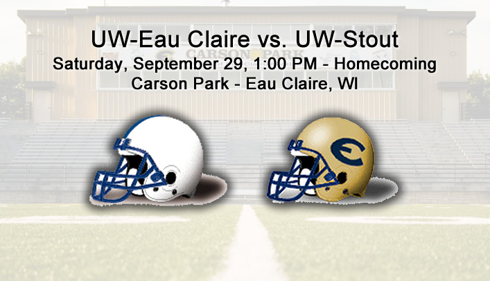 Football Preview: UW-Eau Claire vs. UW-Stout
