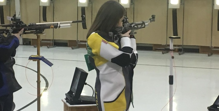 Ware Rifle Team Fires an 1170 to Blast Savannah High