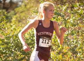 2014 NAIA Women?s Cross Country Runner of the Week - No. 6