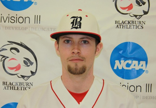 Wilkinson's Complete Game Gem Propels Baseball Over Monmouth