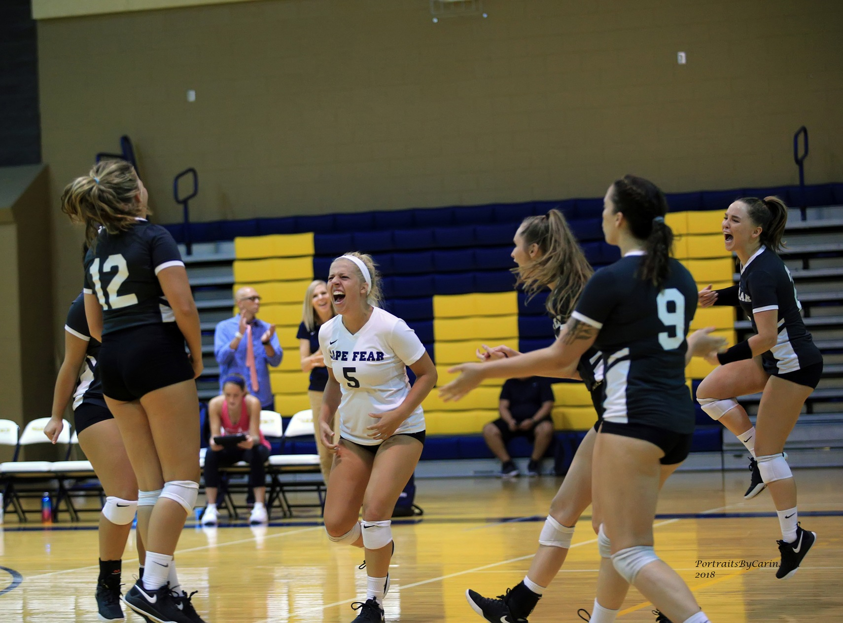 Cape Fear Concludes Catawba Valley Tournament
