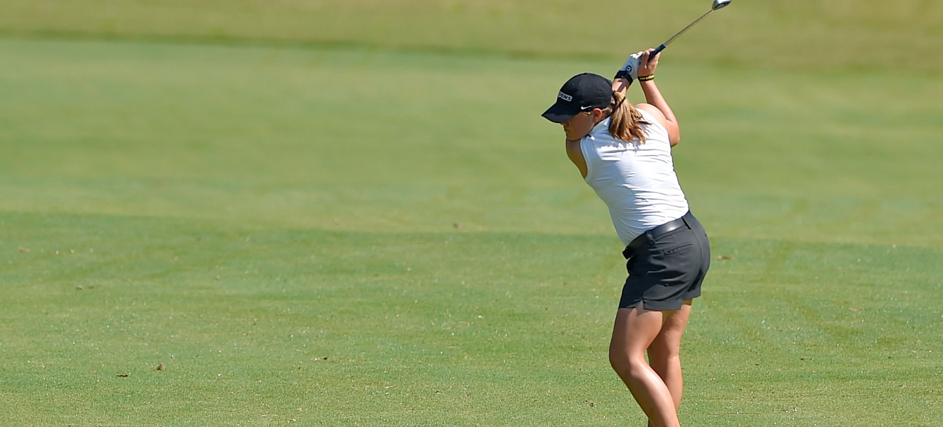 Women's Golf in Third Place Following Opening Round of South Atlantic Conference Championship