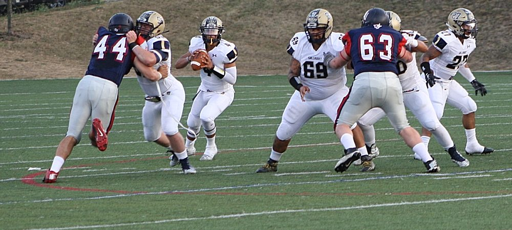 Gallaudet stung in opener at Shenandoah