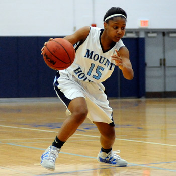 Basketball Falls to WNEC 48-37 in 2010-11 Opener