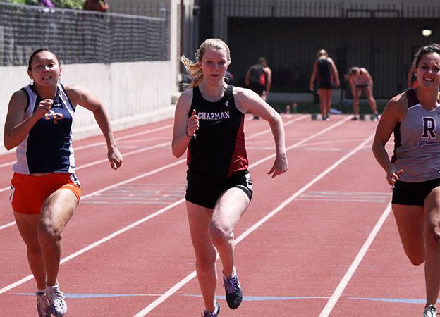 Newcomers impress in track season-opener