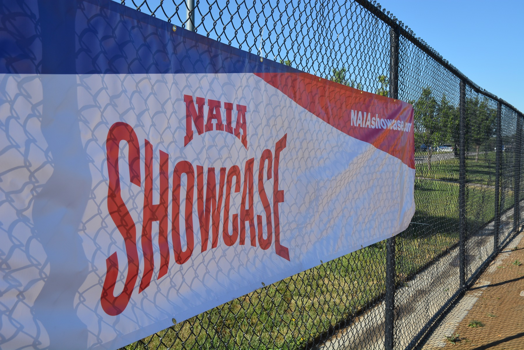 Showcase sign