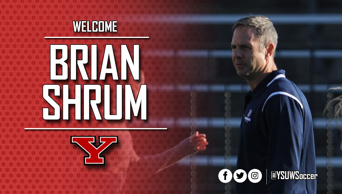 Brian Shrum Named Youngstown State Women's Soccer Head Coach