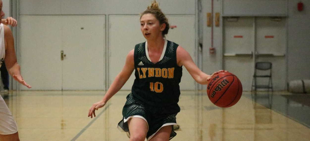 Hornet women hold on for non-conference win at Lasell