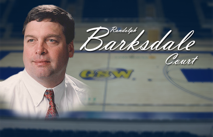 GSW To Name Basketball Court For Retired Coach And AD Randolph Barksdale