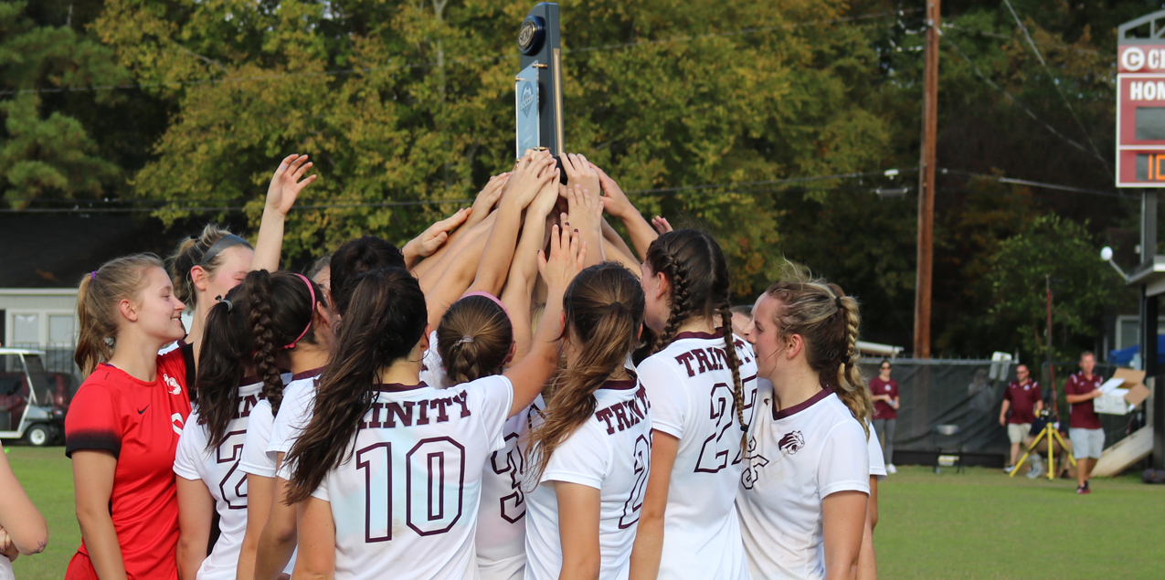 Trinity to Face Mary Hardin-Baylor in NCAA D3 Women's Soccer Tournament First Round