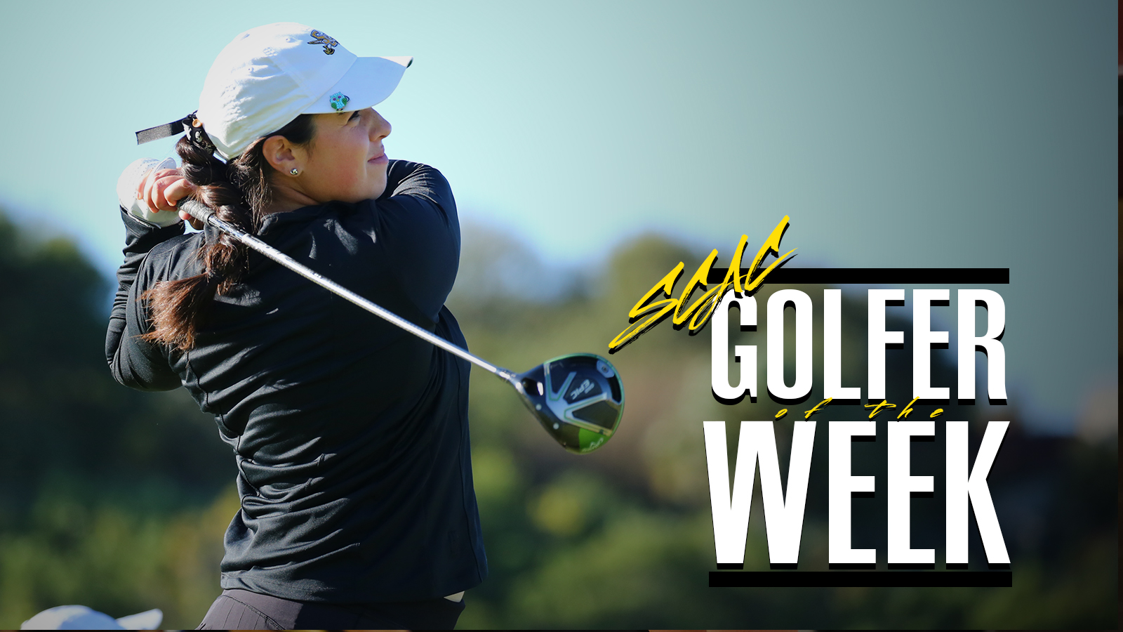 Campbell Claims SCAC Golfer of the Week