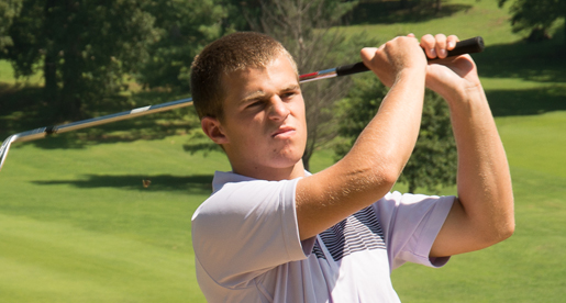 Mitch Thomas cards 66, lowest round in OVC this year