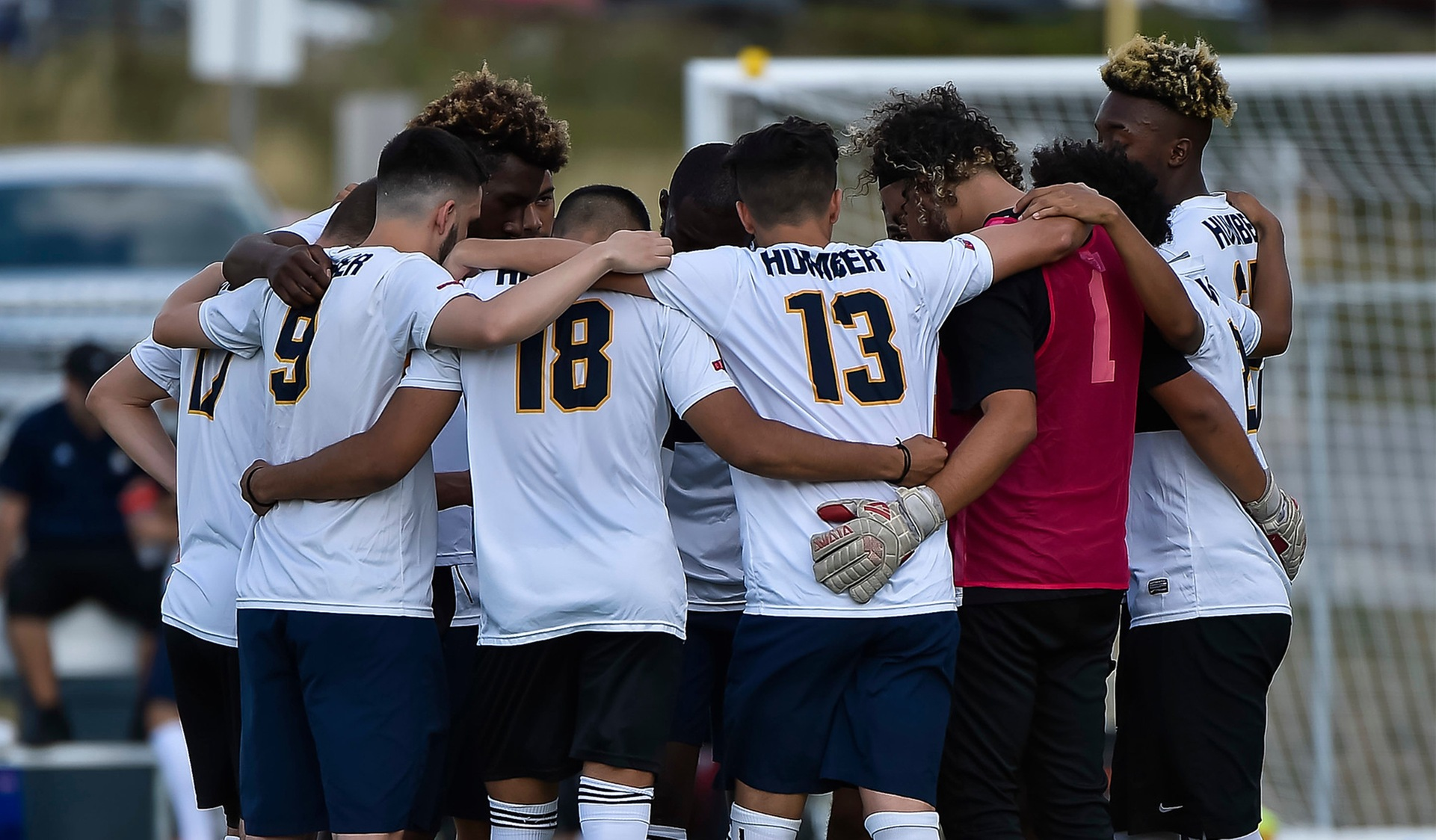 Allen Nets Five as Men's Soccer Rolls By Niagara, 6-0