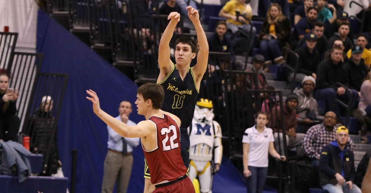 LATE SURGE LEADS UM-DEARBORN TO 78-69 WIN OVER ROCHESTER