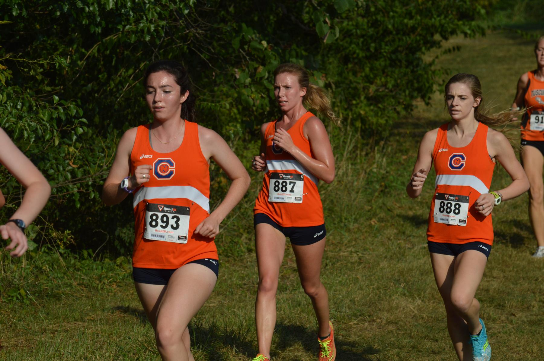 Eagles eager to fly at Asheville Cross Country Invitational