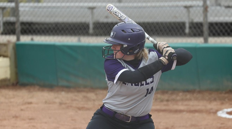 Extra-Inning Win Gives AU Split With No. 8 Lakers