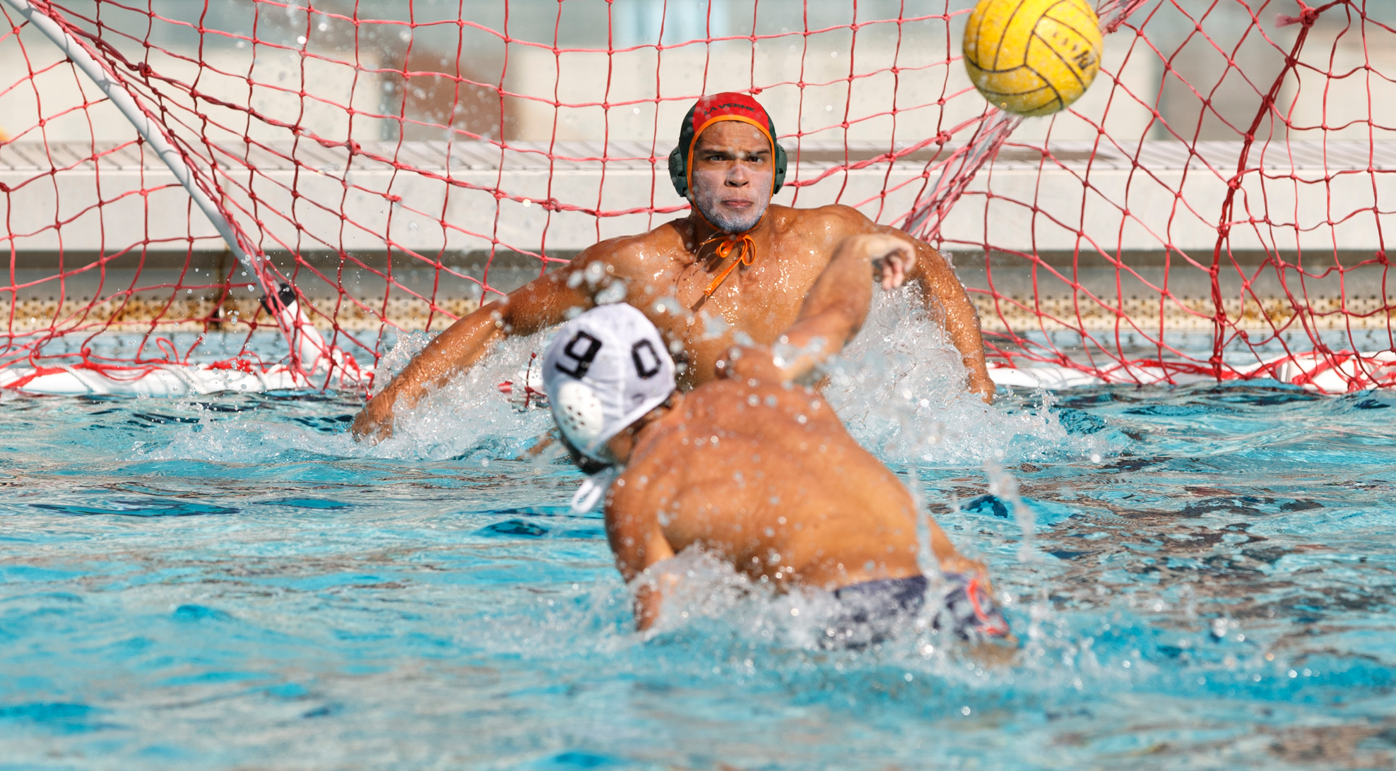 Men's Water Polo tops Oxy in finale, 11-7