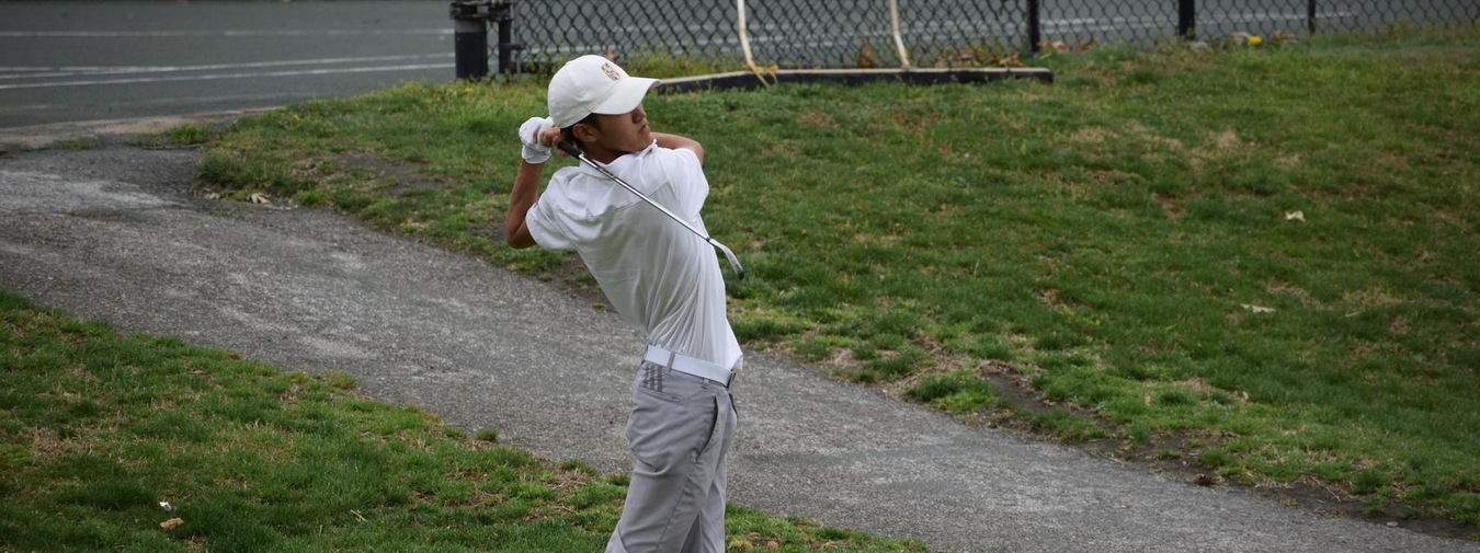 Yue Plays Even Par To Sit Third And Help Goucher Men's Golf To Second After One Round Of Goucher Spring Invitational