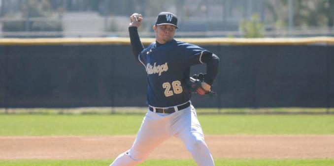 Greensboro Baseball Wins in 12th, Sweeps NCWC