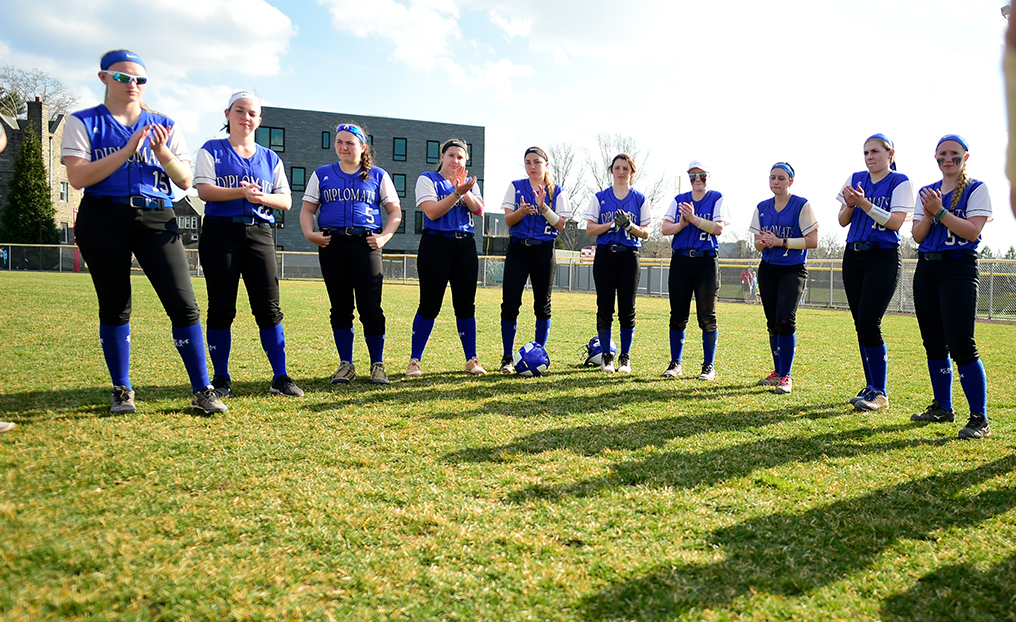 Softball at Dickinson and Muhlenberg - Week 6 Game Notes
